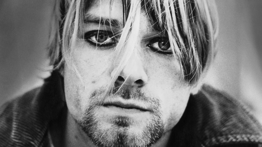 My First Feminist Hero: Kurt Cobain